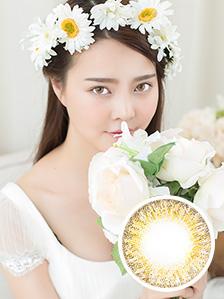 大美目日抛花嫁系列-玫瑰 10片装