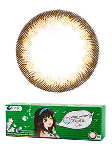 韩国科尔视格言日抛隐形眼镜30片装