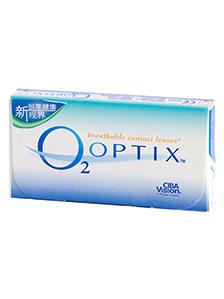 视康 舒适氧O2OPTIX 6片装