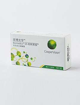 欧柯莱视非球面Biomedics 55月抛6片装