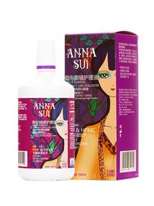 ANNA SUi 双重保湿因子隐形眼镜护理液 360ml