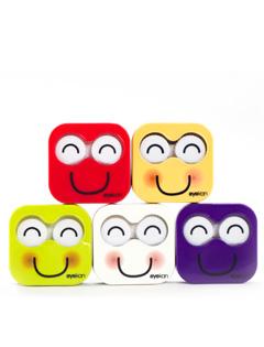 凯达微笑蓓蕾隐形眼镜伴侣盒-A8056(颜色随机)