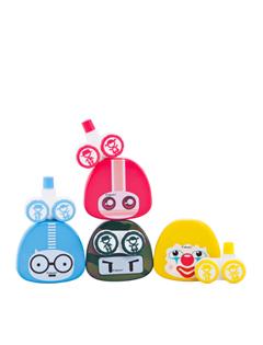 凯达全家福隐形眼镜伴侣盒-8026(颜色随机)