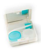 凯达方格隐形眼镜伴侣盒(颜色随机发)