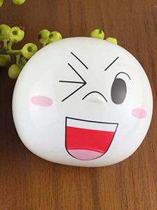 可爱笑脸护理伴侣盒