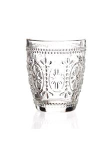个性浮雕玻璃杯