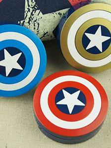 美国队长盾牌隐形眼镜盒