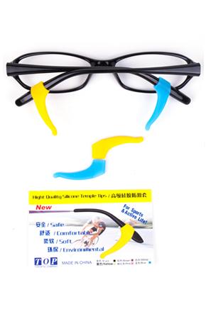 【积分礼品】眼镜配件—硅胶防滑套耳勾(大)